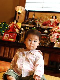 ちび姫とおひなさま in 九州。