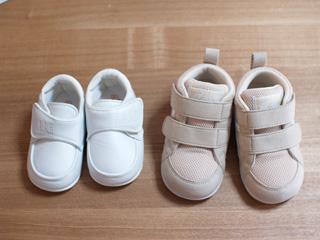 子どもの靴って、本当にかわいい♪