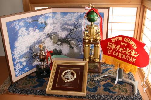 2008年日本チャンピオン