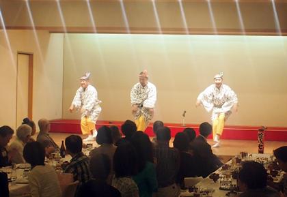 三社祭幇間