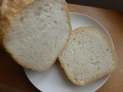 クレイジーソルト入り自家製フランス食パン