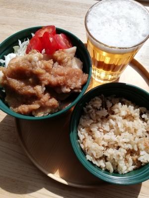 豚の生姜焼弁当