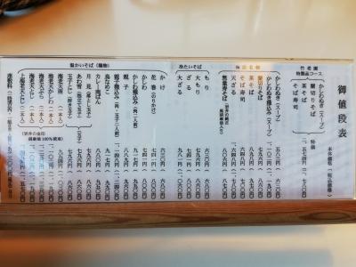 竹老園メニュー1