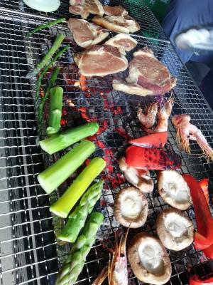 肉や野菜も