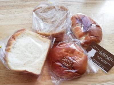 おすすめのクリームパンと普通のパン
