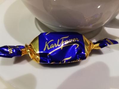 このチョコのカフェに潜入