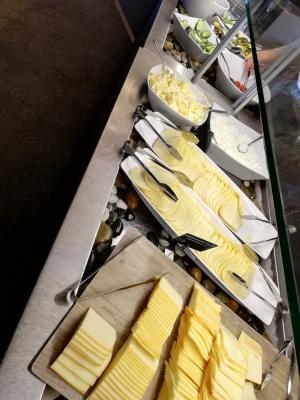 チーズ系とか