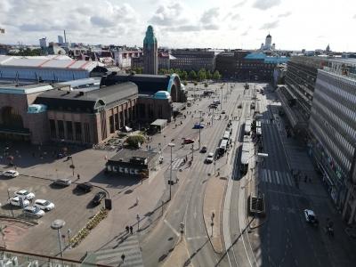 ホテルからの眺め3
