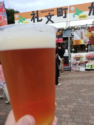 礼文の地ビール