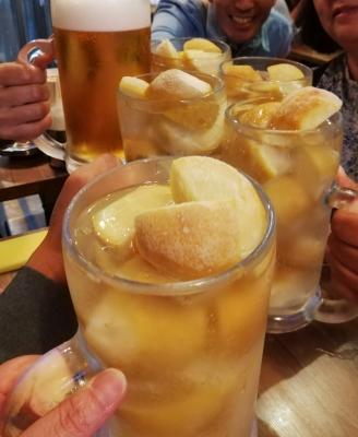 男気レモンサワー