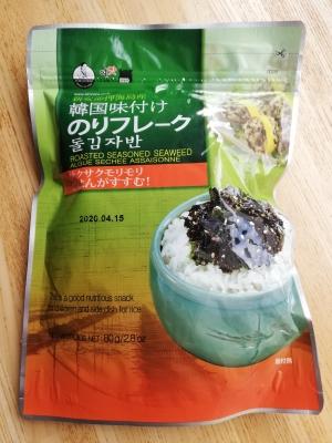 韓国風味付け海苔フレーク