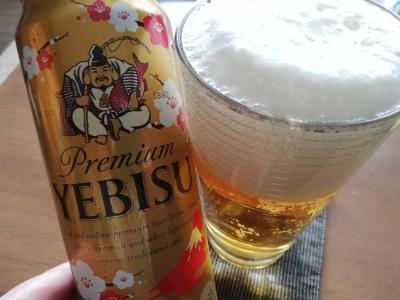 ビールだってガバガバ飲むさ