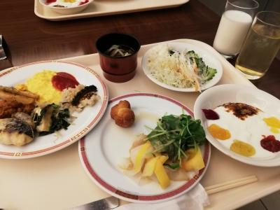 4日目の朝食