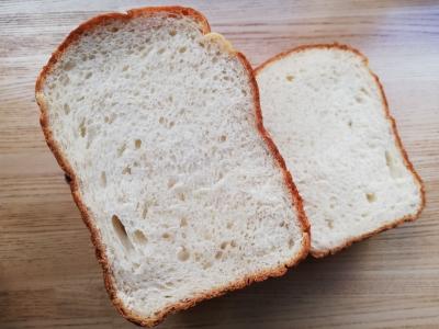 湯種製法の食パン