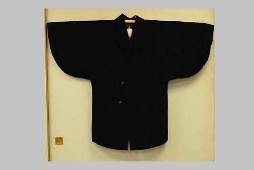 ベルベットのコート