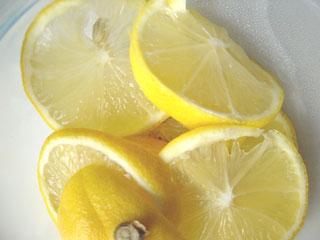レモン スライス♪