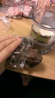 カエルチョコレート