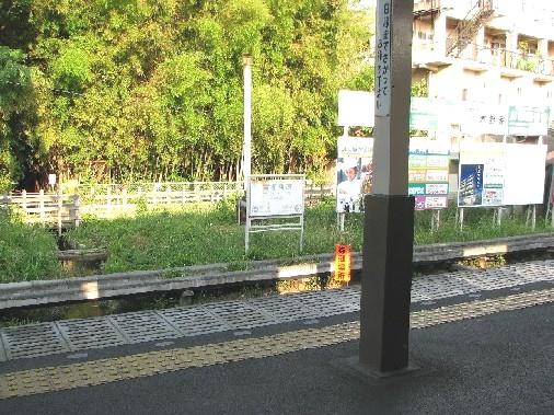 青梅街道駅4
