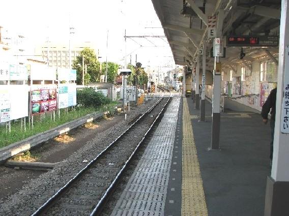 青梅街道駅5