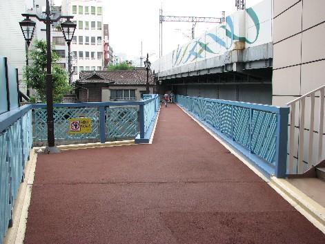 橋の北側2