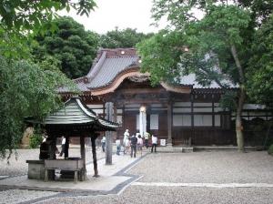 深大寺本堂