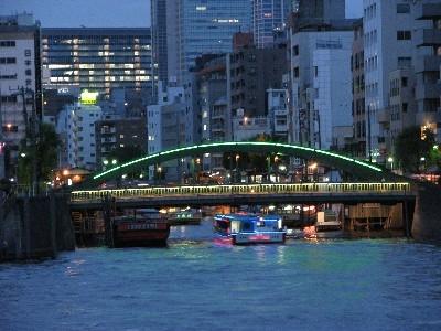 両国橋から見る柳橋2