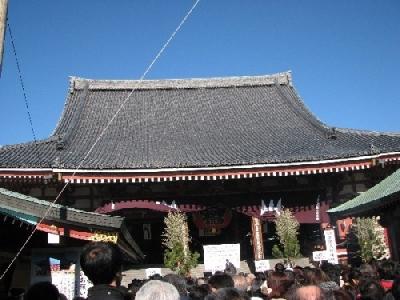 浅草寺20090103−1