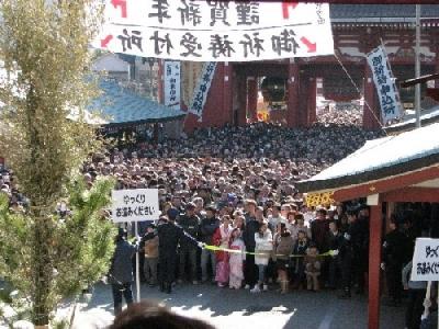 浅草寺20090103−2
