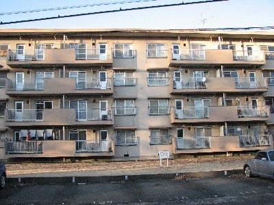 東久留米団地20090103−1