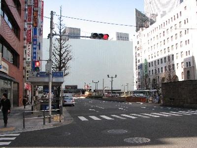 20090208東京駅八重洲口1
