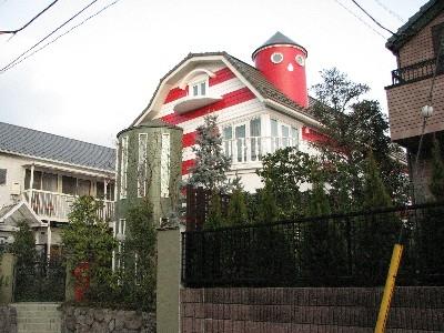 まことちゃんハウス1