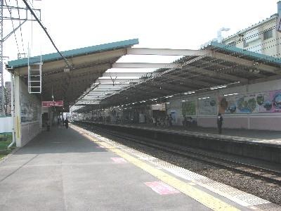 西武池袋線秋津駅