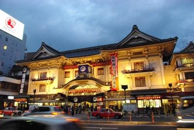 歌舞伎座20100313