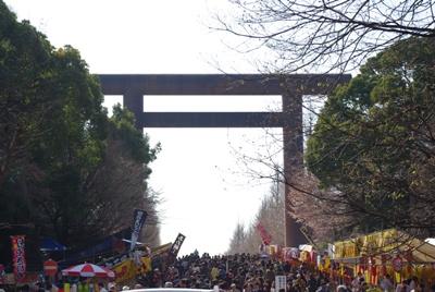 靖国神社20070327-1