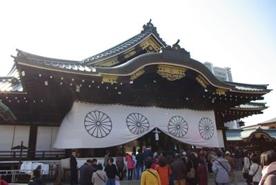 靖国神社20070327-3