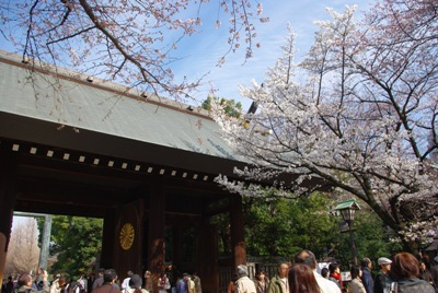 靖国神社20070327-4
