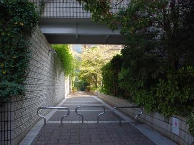 麻布谷町階段跡