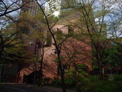霊南坂教会20100417-1
