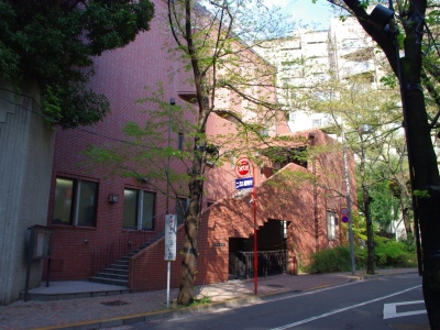 霊南坂教会20100417-3