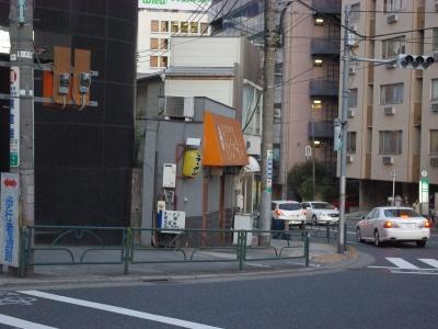 伊皿子坂立ち食い20100410-1