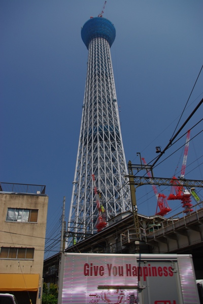 東京スカイツリー20100612-1