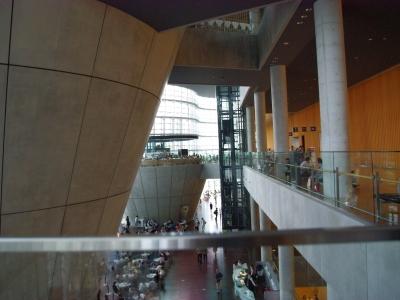 国立新美術館20100704-2