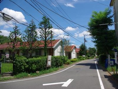 阿佐ヶ谷住宅20100717-2