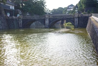 二重橋20100906-1