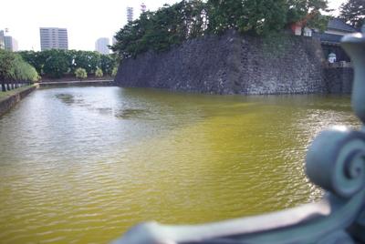 二重橋20100906-2