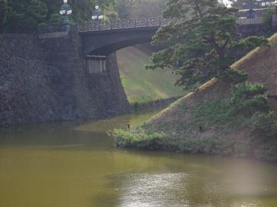 二重橋20100906-3