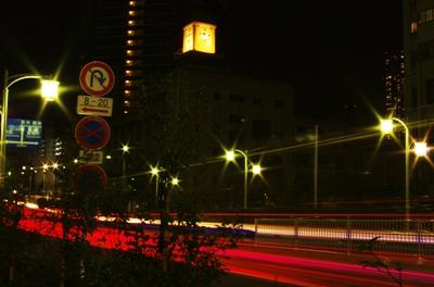 月島二小時計台20101016