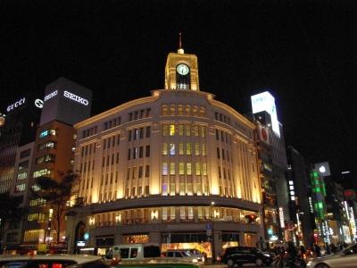 和光ライトアップ20101106-1
