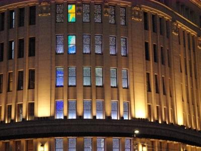 和光ライトアップ20101106-4