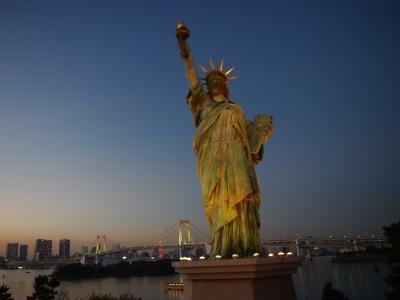 自由の女神20101205